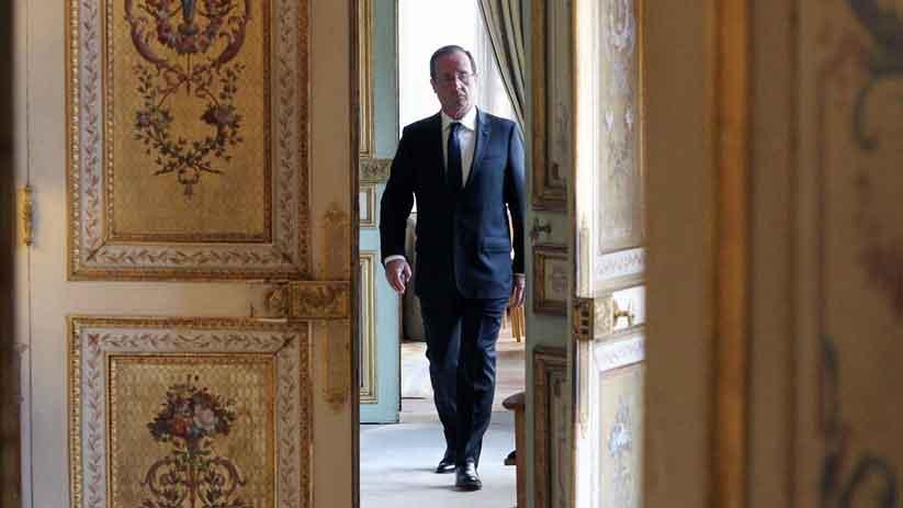Trois ans de retraite sous François Hollande