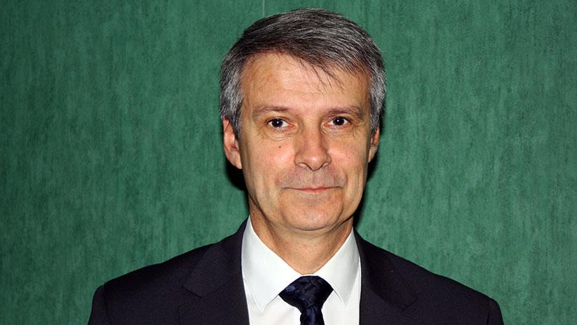 Dr Thierry Lardenois, président de la CARMF